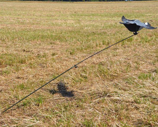 Billede af Teleskopstang til lokkefugle