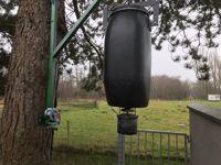Billede af Foderplads i god kvalitet til montering på træ