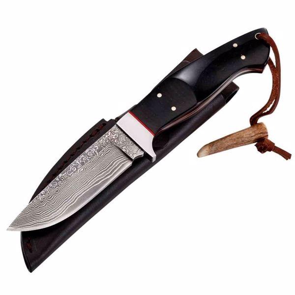 Billede af Jagtkniv fra faParforce Damast - Rhomboss