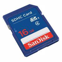 Billede af SD kort til vildtkamera 16 gb ScanDisk