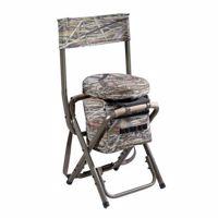 Billede af Rygsæk stol med drejbart sæde og taske