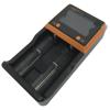 Billede af Boruit C2 oplader til 18650 batterier