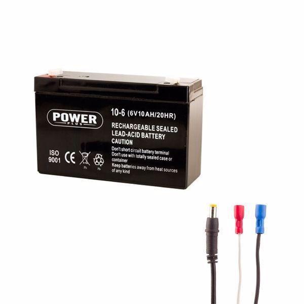 Billede af Burrel batteripakke