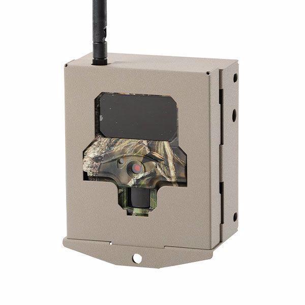 Billede af Metal sikringskasse til Burrel vildtkamera