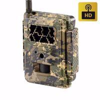 Billede af Burrel Edge HD+3G vildtkamera  mms/mail -  inkl. sikringsboks