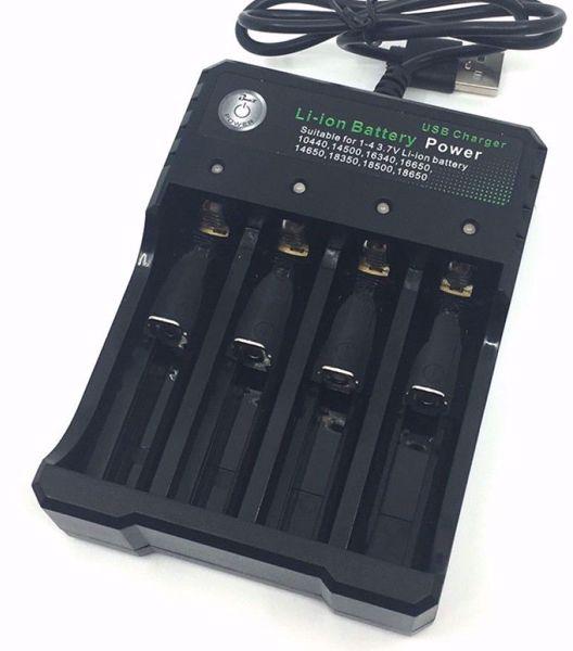 Billede af Lader til batterier
