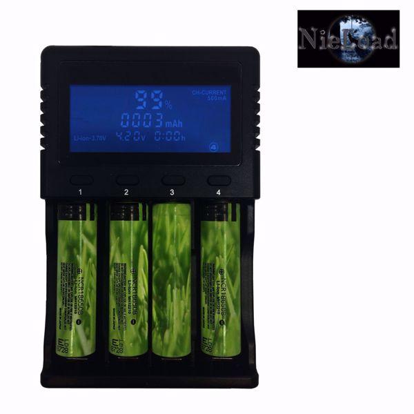 Billede af Digi-quad lader til batterier