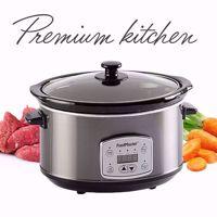 Billede af Foodmaster Pro XL Slow Cooker 6,5 L