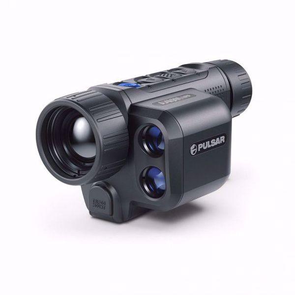 Billede af Pulsar Axion XQ38 LRF Termisk Håndholdt spotter med afstandsmåler