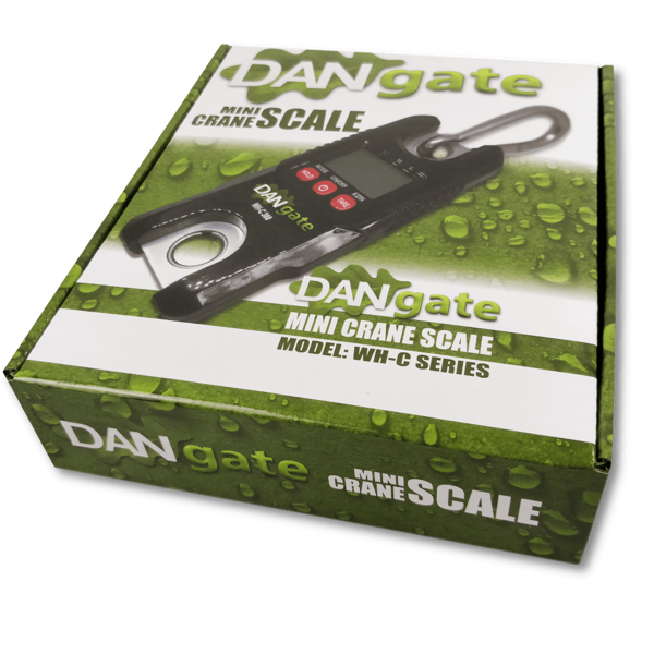 Billede af Dangate elektronisk vildtvægt – 300 kg. FORSIDE / VILDTHÅNDTERING