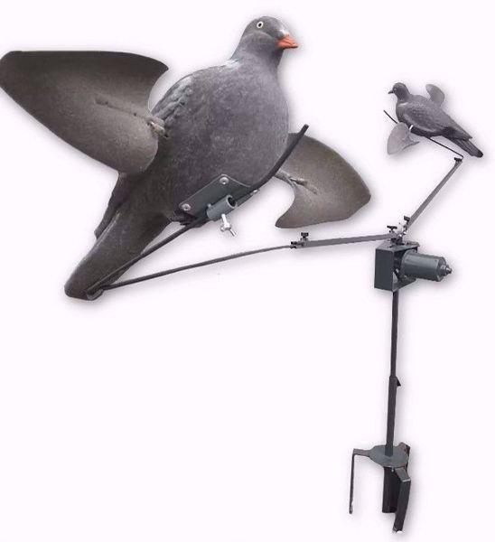 Billede af Dangate duekarrusel – Stor mode inkl. bærepose
