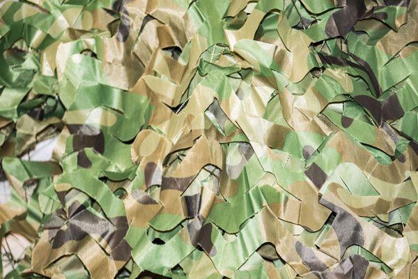 Billede af Camouflage net